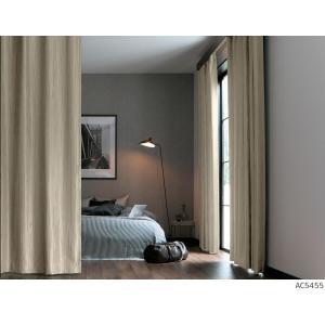 サンゲツ オーダー遮光カーテン AC5455〜AC5461 巾150×丈161〜180cm(2枚入)...