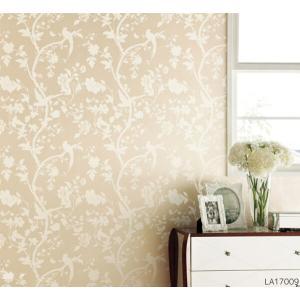 LAURA ASHLEY(ローラアシュレイ) 壁紙 オリエンタル ガーデン LA17009・LA17010 巾53cm×10m巻|i-read