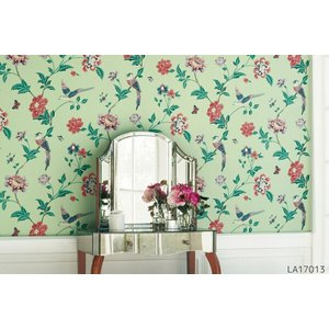 LAURA ASHLEY(ローラアシュレイ) 壁紙 エルヴェデン LA17013 巾53cm×10m巻|i-read