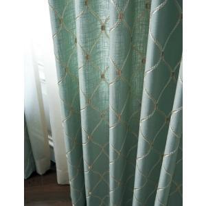 サンゲツ インド製カーテン SC3121〜SC3122 巾150×丈161〜180cm(2枚入) SS縫製仕様 約2倍 3つ山ヒダ|i-read|02