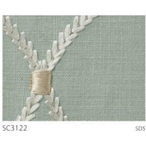 サンゲツ インド製カーテン SC3121〜SC3122 巾150×丈161〜180cm(2枚入) SS縫製仕様 約2倍 3つ山ヒダ|i-read|04