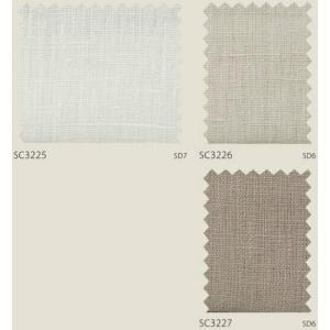LINAS リトアニア製リネン(麻)100%カーテン SC3225〜SC3227 巾250×丈261〜280cm(2枚入) SS縫製仕様 約2倍3つ山ヒダ|i-read|02