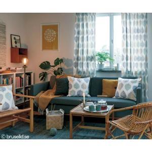 サンゲツ(ヨハンナ・エーン/スウェーデン)北欧デザイナーズカーテン SC3281 巾150×丈161...