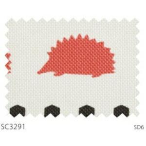 サンゲツ(ジェニー・ヴァルマルク/スウェーデン)北欧デザイナーズカーテン SC3291〜SC3292 巾150×丈81〜100cm(2枚入) SS仕様 約1.5倍 2つ山ヒダ|i-read|02