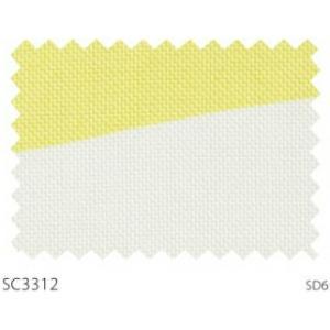 サンゲツ カーテン SC3312〜SC3313 巾150×丈81〜100cm(2枚入) LP縫製仕様 約2倍 3つ山ヒダ 形態安定加工付|i-read|02