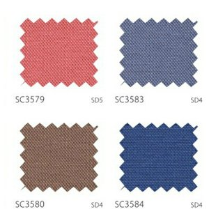 サンゲツ カーテン SC3569〜SC3590 巾150×丈121〜140cm(2枚入) LP縫製仕様 約2倍 3つ山ヒダ 形態安定加工付|i-read|05