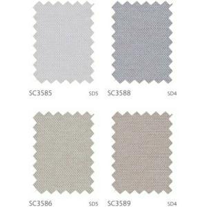 サンゲツ カーテン SC3569〜SC3590 巾150×丈121〜140cm(2枚入) LP縫製仕様 約2倍 3つ山ヒダ 形態安定加工付|i-read|06