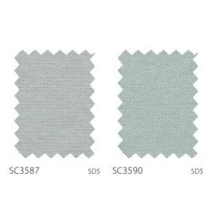 サンゲツ カーテン SC3569〜SC3590 巾150×丈121〜140cm(2枚入) LP縫製仕様 約2倍 3つ山ヒダ 形態安定加工付|i-read|07