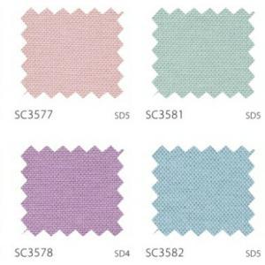サンゲツ カーテン SC3569〜SC3590 巾150×丈161〜180cm(2枚入) LP縫製仕様 約2倍 3つ山ヒダ 形態安定加工付|i-read|04