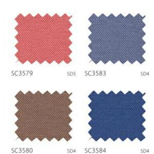 サンゲツ カーテン SC3569〜SC3590 巾150×丈161〜180cm(2枚入) LP縫製仕様 約2倍 3つ山ヒダ 形態安定加工付|i-read|05