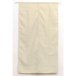 のれん 暖簾 「ワッフル」 約85×90cm|i-s