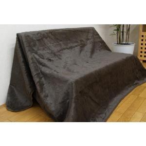 マルチカバー マイクロファイバー 3畳 無地 「トリム」 190×240cm ソファカバー ソファーカバー ラグカバー ベッドカバー こたつ布団カバー 洗える|i-s