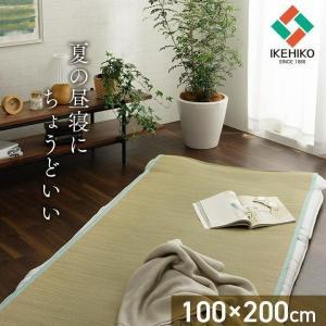 ※この商品は「あすつく」対応商品です。  ・国産(九州産)のい草を使用した敷きパッドです。 一本一本...