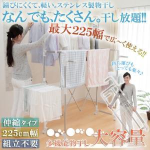 室内物干し 多機能 「IT-022A-1」(it) 折りたたみ 大容量 物干 室内用布団干し 物干しスタンド 物干し台 部屋干し 錆びにくい 激安|i-s