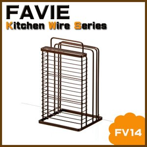 包丁・まな板スタンド 「FV14」 まな板スタンド まな板たて まな板収納 包丁 ファビエ テンマ 天馬|i-s