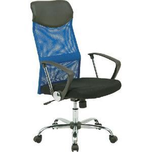 クーポン対象 オフィスチェア メッシュハイバックチェア 肘付きタイプ fbc メッシュ 椅子 イス オフィス用 事務用 学習イス チェア|i-s