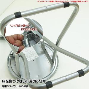 パイプスリムチェア 折りたたみイス FB-32BK パイプ椅子 オフィスチェア 会議椅子 チェア スリムチェア パイプいす 事務用椅子 パイプチェア|i-s|03