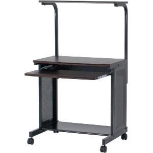 パソコンデスク ハイタイプ 75cm幅 fbc PCデスク ワークデスク デスク オフィスデスク ワークデスク 木製|i-s