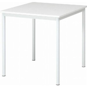 ダイニングテーブル 「シュクル」 約75×75×72cm fbc カフェ テーブル 食卓 レトロ おしゃれ ダイニング テーブル 木製家具 北欧 新生活|i-s