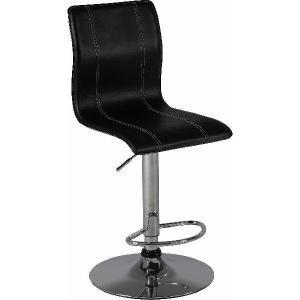 カウンターチェア ガス昇降式 「スタイル H-1012」 ハイ カウンターチェアー デザインチェア バーチェア かっこいい 回転椅子 いす イス ハイチェア 合皮|i-s