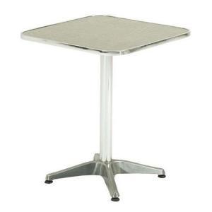 ガーデンテーブル アルミテーブル 「JL-11」fbc ガーデン ベランダ デッキ 庭 テラス アウトドア 直径60cm|i-s