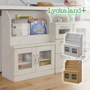 キッチンラック カウンター下 収納 Lycka land ブックラック(FLL-0020) jkp 引き出し 隙間収納 窓下収納 壁面収納 薄型|i-s