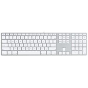 Apple MB110LL/B Keyboard テンキー付き -US|i-selection