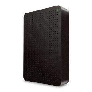 BUFFALO ミニステーション USB3.0用 ポータブルHDD 2TB ブラック HD-PCF2.0U3-GB|i-selection