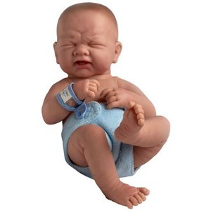 JC Toys 赤ちゃん 新生児 人形 フィギュア ドール Berenguer La Newborn...