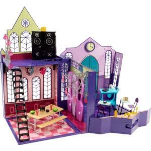 モンスターハイ 人形 ドール フィギュア ハイスクール プレイセット Monster High High School Playset i-selection