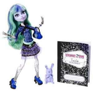モンスターハイ 人形 ドール フィギュア トワイラ Monster High 13 Wishes Twyla Doll i-selection