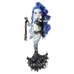 モンスターハイ 人形 ドール フィギュア サイレン・フォン・ブー Monster High Freaky Fusion Sirena von Boo Doll i-selection