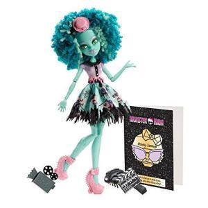 モンスターハイ 人形 ドール フィギュア ハニースワンプ Monster High Frights, Camera, Action! Honey Swamp Doll i-selection
