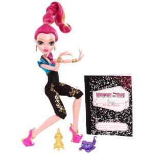 モンスターハイ 人形 ドール フィギュア シリーズ ジジ グラント Monster High 13 Wishes Gigi Grant Doll i-selection