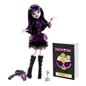 モンスターハイ 人形 ドール フィギュア エリザバット Monster High Frights, Camera, Action! Elissabat Doll i-selection