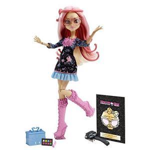 モンスターハイ 人形 ドール フィギュア ヴァイパリン ゴルゴン Monster High Frights, Camera, Action! Viperine Gorgon Doll i-selection