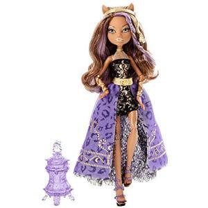 モンスターハイ 人形 ドール フィギュア クラウディーン・ウルフ Monster High 13 Wishes Haunt the Casbah Clawdeen Wolf Doll i-selection