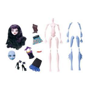 モンスターハイ 人形 ドール フィギュア  Monster High Create-A-Monster Vampire and Sea Monster Starter Set i-selection