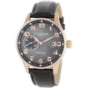 ストゥーリング オリジナル Stuhrling Original メンズ 腕時計 時計 Stuhrling Original Men's 148.33451 Classic Heritage Automatic Mother Of Pearl|i-selection