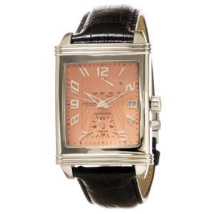 ストゥーリング オリジナル Stuhrling Original メンズ 腕時計 時計 Stuhrling Original Men's 42AA.331555 Classic 'Charleston' Dual-Time Zone Watch|i-selection