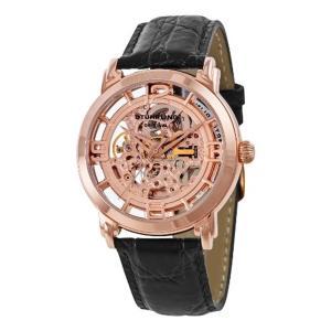 ストゥーリング オリジナル Stuhrling Original メンズ 腕時計 時計 Stuhrling Original Men's 165.334514 Classic Winchester Skeleton Automatic Watc|i-selection
