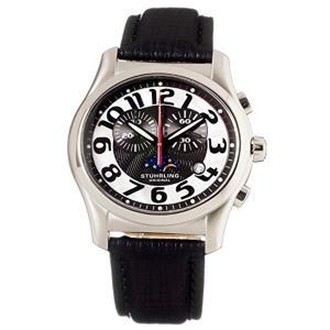 ストゥーリング オリジナル Stuhrling Original メンズ 腕時計 時計 Stuhrling Original Men's 104.331513 Lifestyle 'Jubilee' Swiss Chronograph Watc|i-selection
