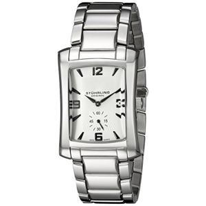 ストゥーリング オリジナル Stuhrling Original メンズ 腕時計 時計 Stuhrling Original Men's 144B.321110 Classic Gatsby Society Swiss Quartz Watch|i-selection