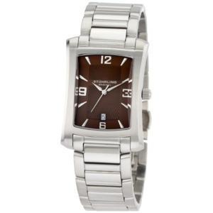 ストゥーリング オリジナル Stuhrling Original メンズ 腕時計 時計 Stuhrling Original Men's 144AT.331159 Classic Gatsby Society Swiss Quartz Date|i-selection