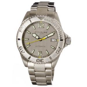 ストゥーリング オリジナル Stuhrling Original メンズ 腕時計 時計 Stuhrling Original Men's 79AA.331154 Water Sports 'Sea Lion II' Automatic Watc|i-selection