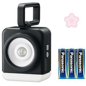 Panasonic 乾電池エボルタNEO付き 強力マルチライト BF-MK10-K | 箱仕様 | ...