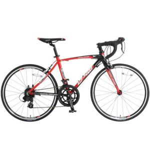 DOPPELGANGER 24型 ジュニアロードバイク | D40J-RD | シマノ14段変速 | 適応身長目安:140-160cm | ドッペルギャンガー|i-shop-sakura