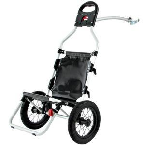 DOPPELGANGER モバイルサイクルトレーラー   DCR347-BK   自転車用   大型車輪   4.8kg   簡単脱着   ドッペルギャンガー i-shop-sakura