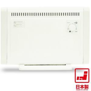SKJ ミニパネルヒーター SKJ-KT33P | 壁掛け対応 室温反応で入切サーモ機能搭載 | エスケイジャパン 1年保証