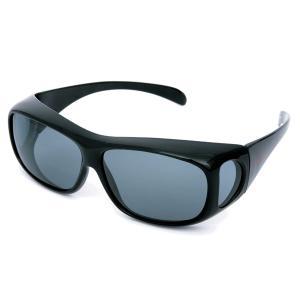 ◆眼鏡の上から装着可能◆ Coleman コールマン 4面型 偏光レンズ オーバーグラス CO3012-1 偏光サングラス 人気 アウトドア ドライブ 収納ポーチ付 ◇ CO3012:_1|i-shop777